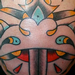 Tattoos - Dagger Head tattoo - 57397