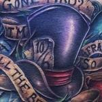 Tattoos - Mad Hatter - 125673