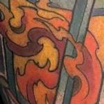 Lantern  Tattoo Design Thumbnail