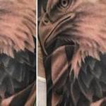Tattoos - Finished Eagle - 130118