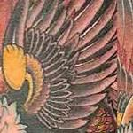 Tattoos - Eagle and Snake - 132315