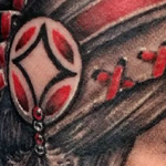 Tattoos - headress - 127894