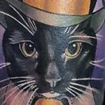Tattoos - Dapper Cat - 126128