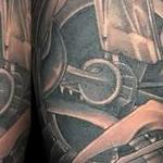 Tattoos - BioMech - 131544