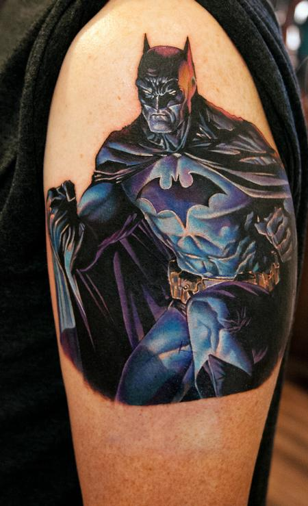 Tattoos - Batman - 129655