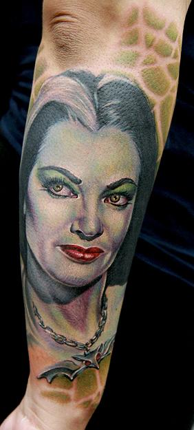 Cecil Porter - Lily Munster