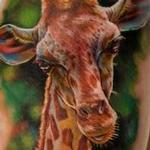 Tattoos - Giraffe - 129663