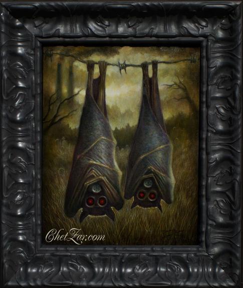 Tattoos - Bats - 53564