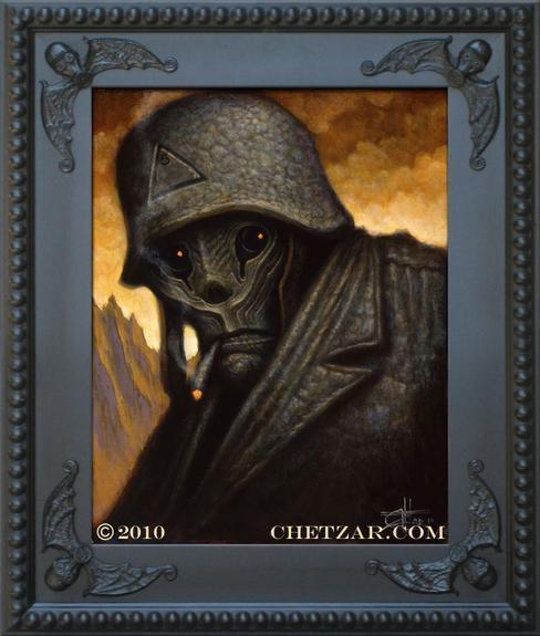 Chet Zar - Doomslayer Soldier