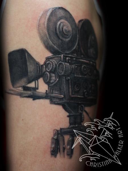 Tattoos - Camera  - 74650