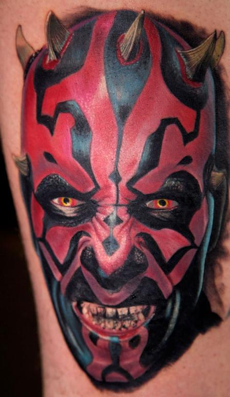 Christopher Allen - darth maul