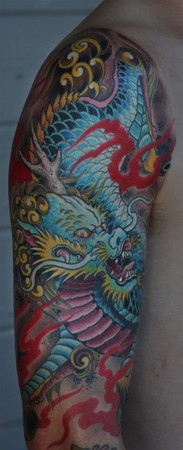 Tatto Convention on Park City Tattoo Convention   Tattoos   Half Sleeve   Kirin