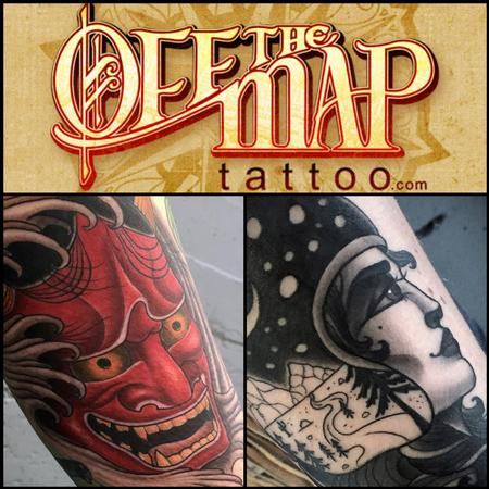 Guest Spot at OTM Grants Pass OR Design Thumbnail