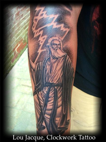 Tattoos Moses