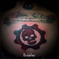 Ashley Bubbles McBride - Gearhead