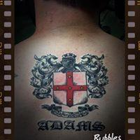 Tattoos - Family Crest - 131637