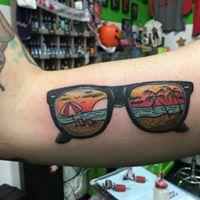 Tattoos - Sunglasses - 131629