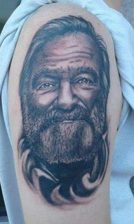 Tattoos - Robin Williams - 124950