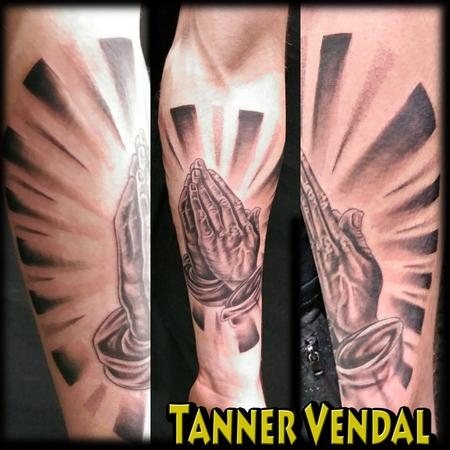 Tanner Vendal - Praying Hands