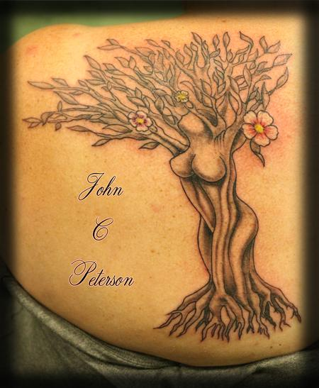 Tattoos - Sexy_Tree_John_C_Peterson - 129000