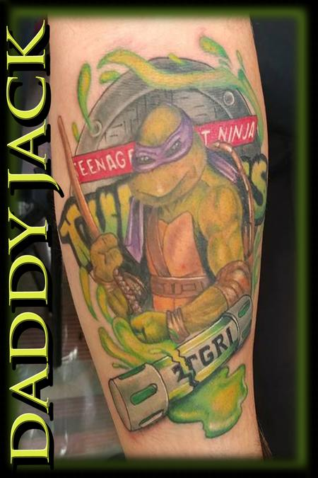 Daddy Jack - Teenage Mutant Ninja Turtles