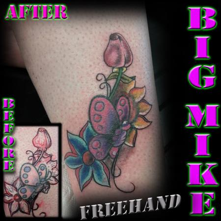 Tattoos - Butterfly Rework & Additions - 130881