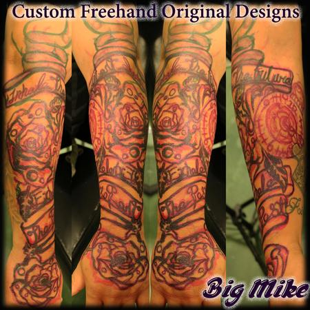Tattoos - Original Artwork - 131661