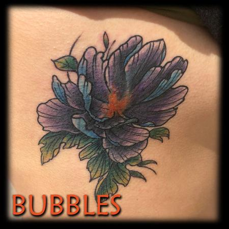 Peonie_flower_byBubbles Design Thumbnail