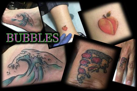 Tattoos - Itty Bitties by Bubbles - 130736