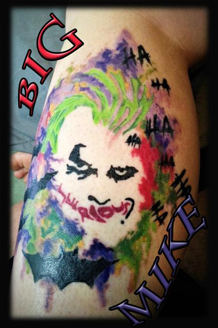 Tattoos - Unconventional Joker - 131664