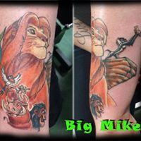 Tattoos - Lion King  - 130878