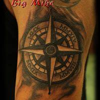 Tattoos - Nautical Star - 131478