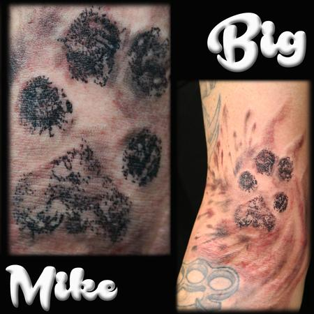 Tattoos - A Proud Pet Parent - 131864
