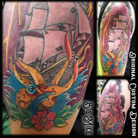 Tattoos - RELEASE THE KRAKEN! - 131863