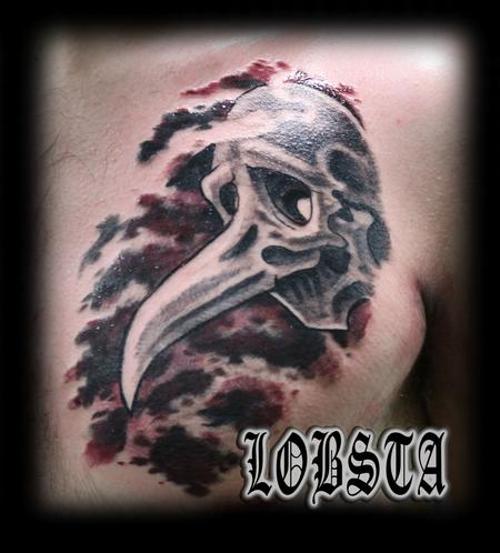 Tattoos - Plague Doctor  - 129478