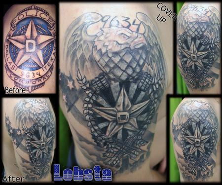 Tattoos - Beautiful Cover Up - 131610