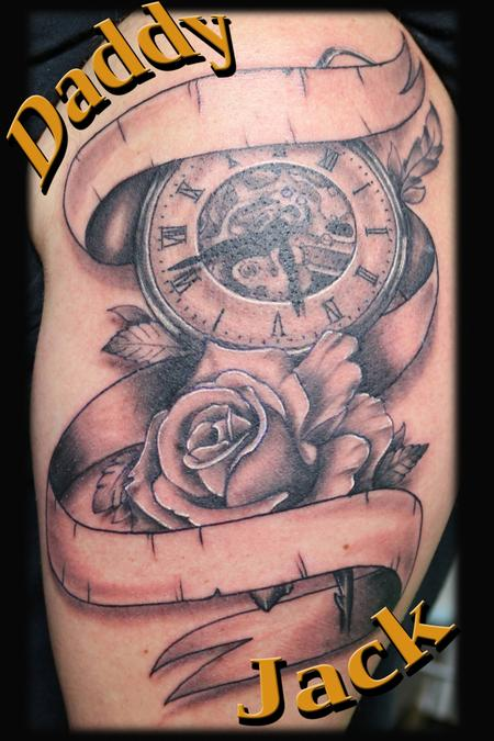 Tattoos - Custom Arm Piece - 131065