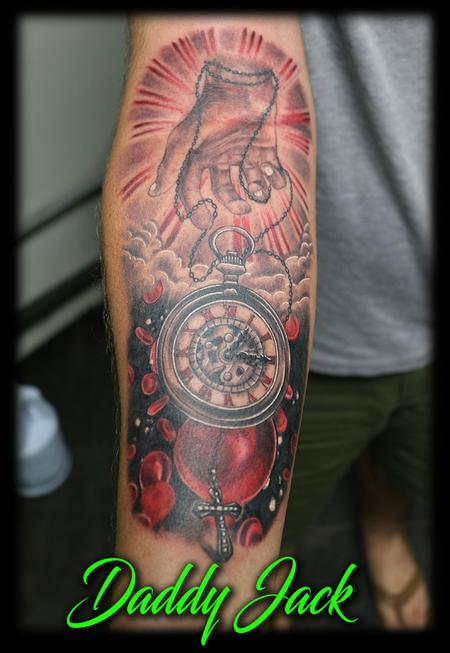 Tattoos - Time_SecondChance_bloodcells_jack - 133455