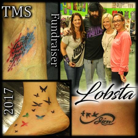 Tattoos - TMS Fundraiser Pieces by Lobsta - 131609