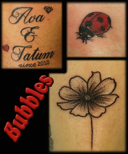 Tattoos - TMS Fundraiser Pieces by Bubbles - 131625