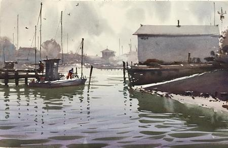Dan Marshall - Essex Village Fisherman