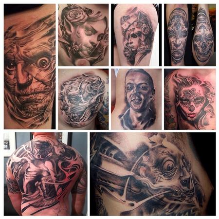 Tattoos - Some Tattoos - 99364