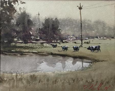 Dan Marshall - Cows of New Jersey