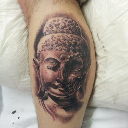 Tattoos - Buddha Bless You - 99367