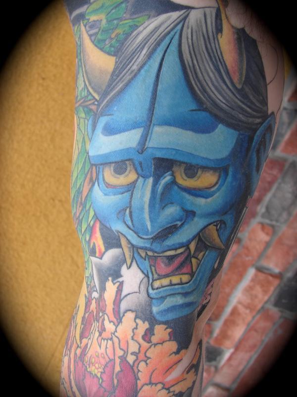 Hanya by brian pittman tattoonow for Element tattoo san antonio