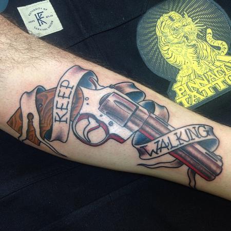 Tattoos - Gun Play - 102222