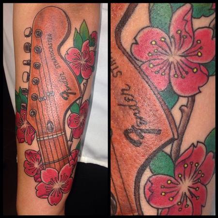 Tattoos - Fender Bender - 102218