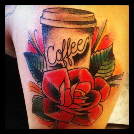 Tattoos - Coffee! - 74554