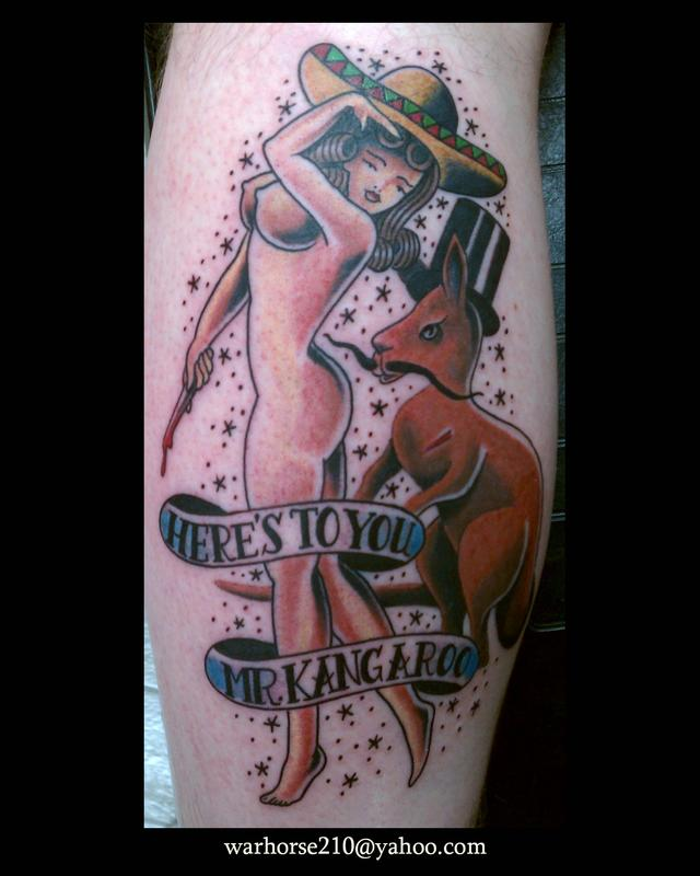 Mexican girl by javier tattoonow for Mexican girl tattoos