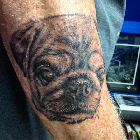 Tattoos - Pet Portrait - 122105